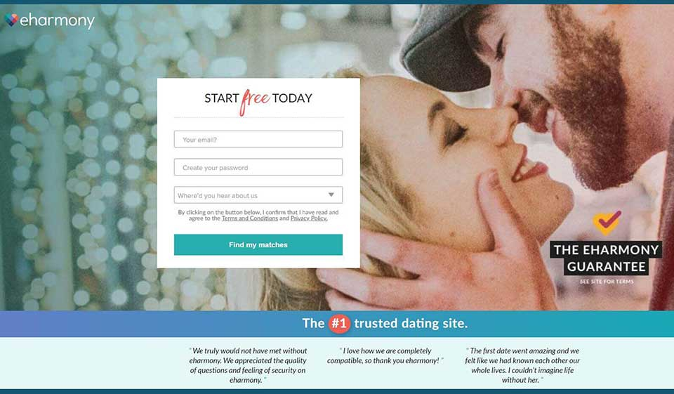eHarmony Review: A Close Look at the Functionality and Members