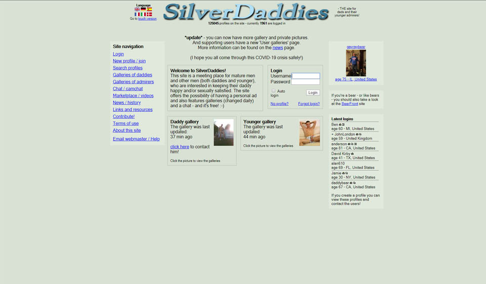SilverDaddies Review: The Best Mature Gay Dating Website