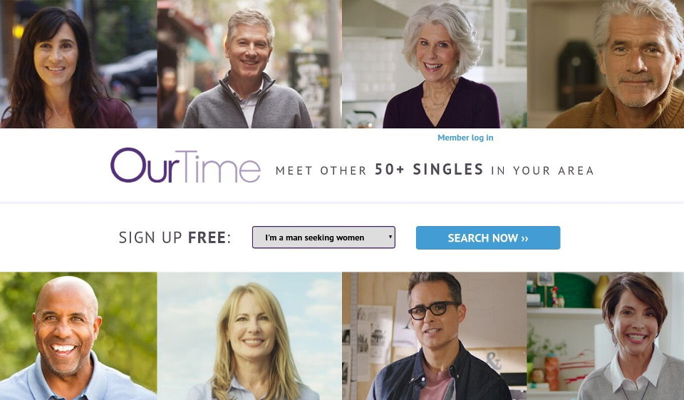OurTime Review: Dating Site for 50+ Singles